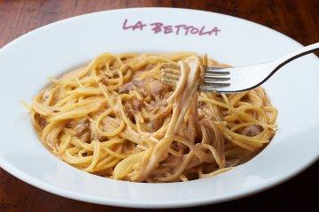 ジェイアール京都伊勢丹の「イタリアンフェア」 で、名シェフのパスタやピッツァを堪能!