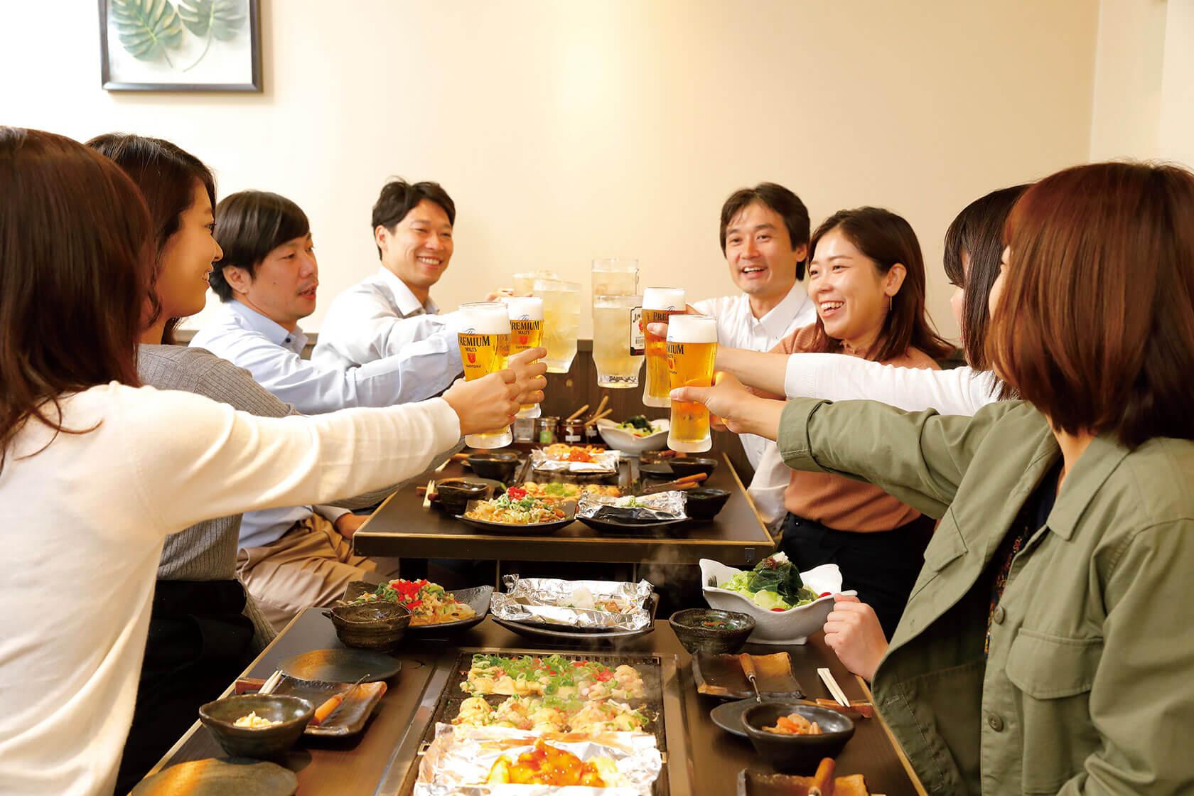 お店探しなら「京都で忘年会&新年会」をチェック