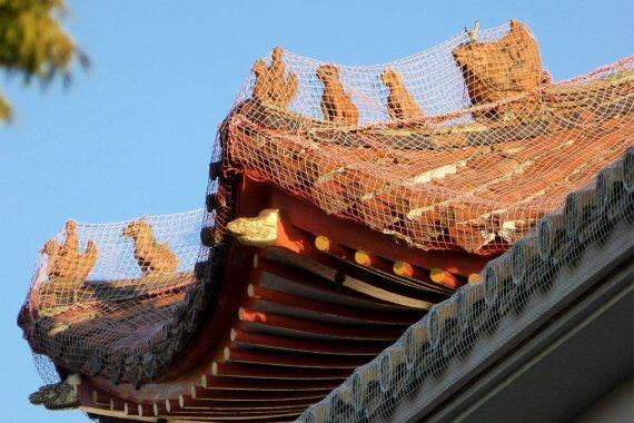 京都で出合えた、中国の魔除け・鬼竜子(きりゅうし)/京都の摩訶異探訪