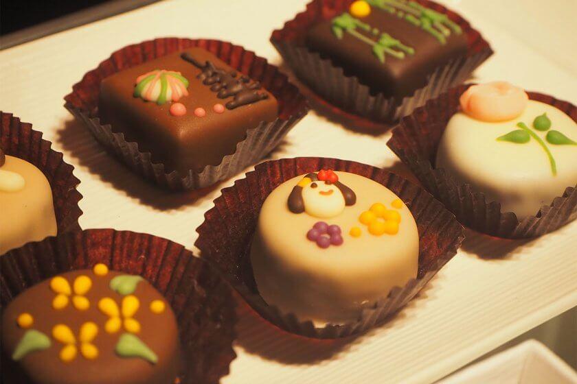ショコラブランド[Mary's]発![セゾン ド セツコ]のショコラトリーが京都に初オープン