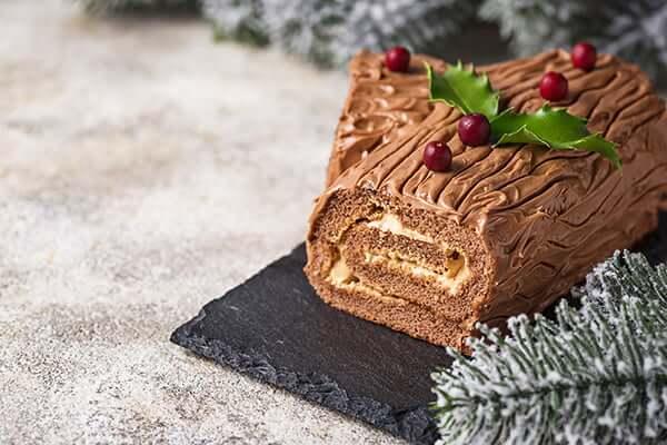 特別な日を彩るクリスマスケーキ
