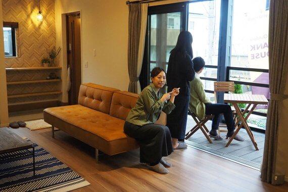 高栄ホームの琵琶湖が望める分譲地「坂本レイクビュウ」モデルハウスを新婚さん夫婦と一緒に覗きに行ってきた!