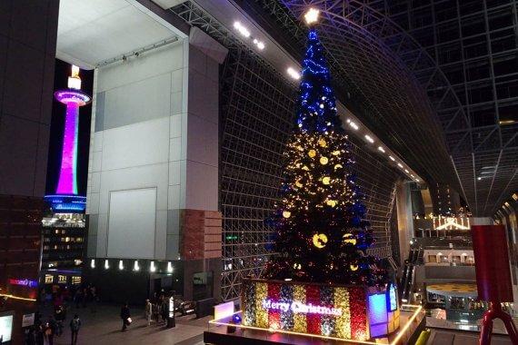 光のファンタジー2019(11/15〜3/28)@京都駅ビル