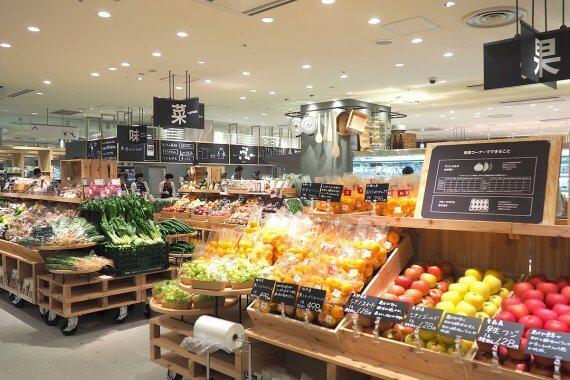 京都初スタイルでオープン[無印良品 京都山科]は、食のセレクトショップ