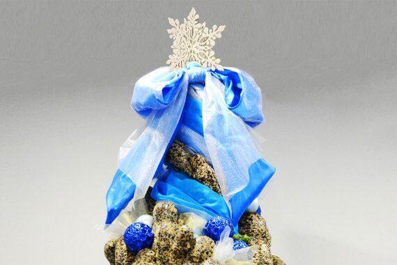 クリスマス限定「オオサンショウウオツリー」展示(11/9〜12/25)@京都水族館