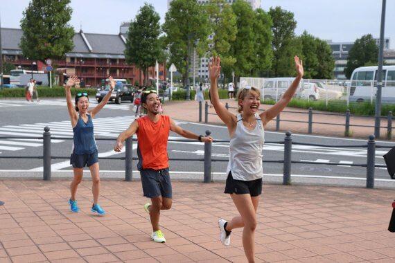 京都初開催のランニングイベント「Runtrip via KYOTO FUSHIMI」が参加者募集中!コースは自由。ゴールで乾杯!