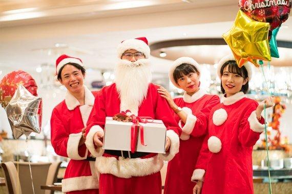 サンタナイト(12/7〜8)@京都ブライトンホテル