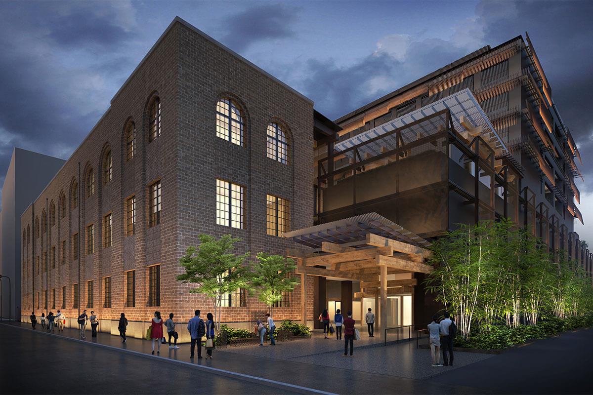 2020年春開業の複合施設「新風館」の出店ラインナップが発表されました!