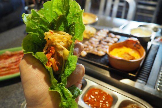 四条烏丸のサムギョプサル専門店[ベジテジや]がリニューアル!パワーアップした韓国料理の数々を堪能してみた