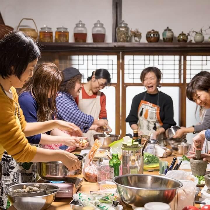 料理教室を通してゆるやかにつながる 真のワーク・ライフ・バランスとは?