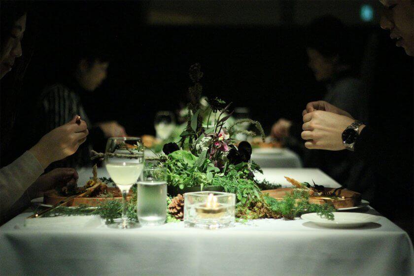 「飲む植物園×THE SCREEN なんでもない日のクリスマス」で一日限りのコラボメニューを!予約受付スタート