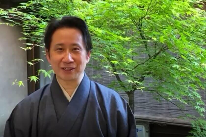 京都の観世流能楽師たち「高砂」の素謡をYouTube配信。平和、安穏、京都を思いながら