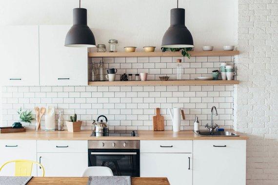 キッチンの整理整頓術