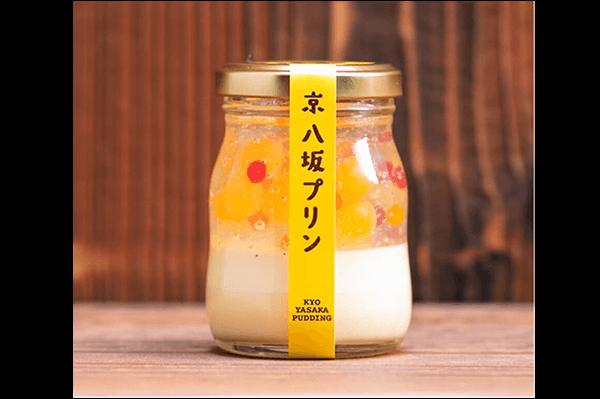 京 八坂プリン(80g/501円)