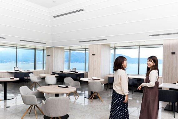 「琵琶湖マリオットホテル」で絶景・癒し・美味の休日プラン!