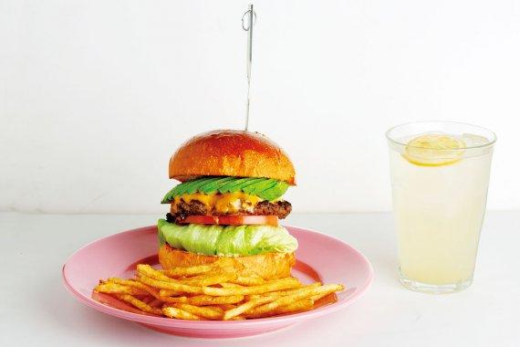 気になる肉メニュー、ハンバーガーを大解剖!