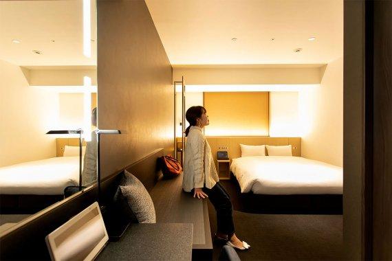 sequence KYOTO GOJOで週末はホテルステイ。烏丸五条に出現した、おひとり様満喫スポット!